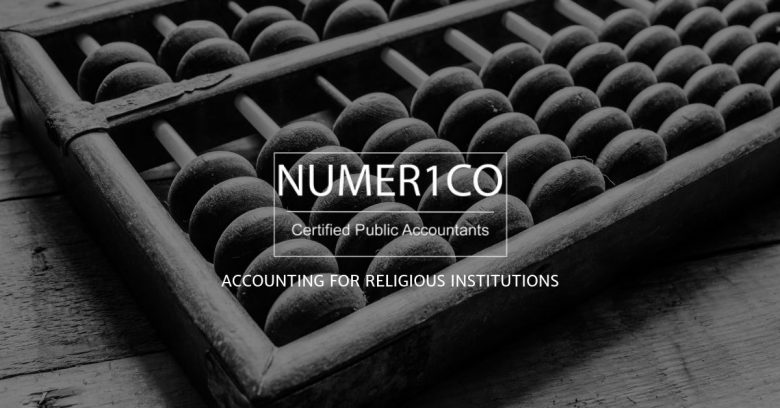 Accounting For Religious Institutions - Numerico