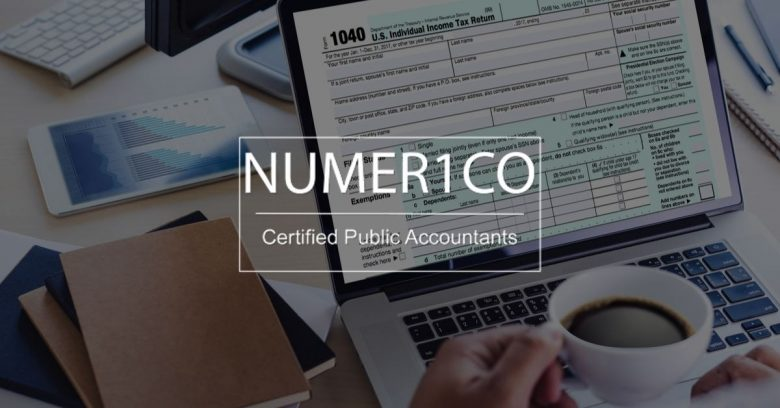 Personal Tax Preparation - Numerico