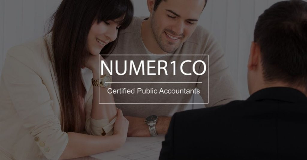 Personal Accounting Services - Numerico