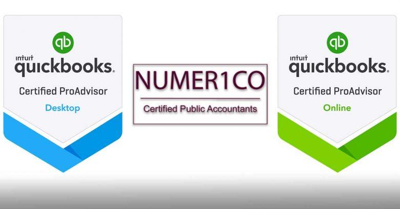 QuickBooks ProAdvisor Numerico