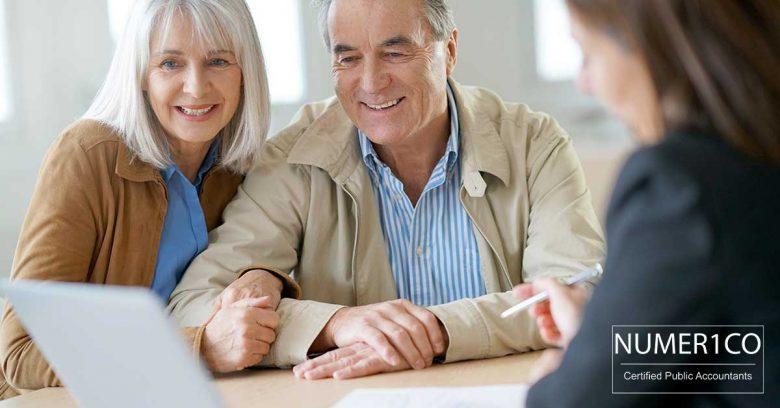 Elder Couple Estate Planning - Numerico