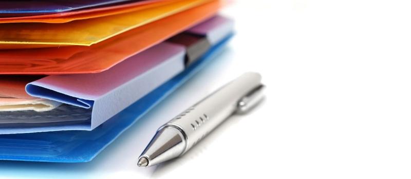 Folders and Pen - Numerico